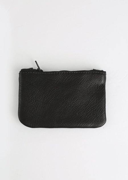 Sylvia Soo Leather Small Zip Pouch