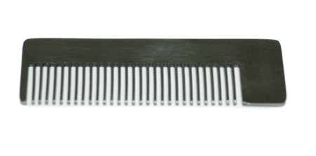 Chicaco Comb Co. Model No.4 Black Comb