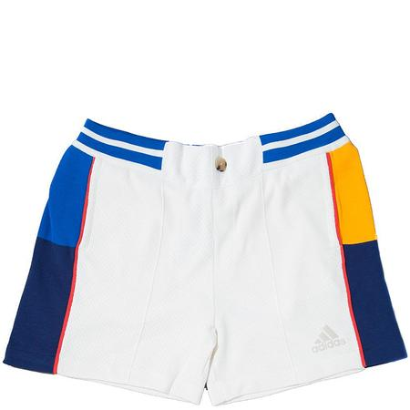 ADIDAS BY PHARRELL WILLIAMS SHORT - CHALK WHITE