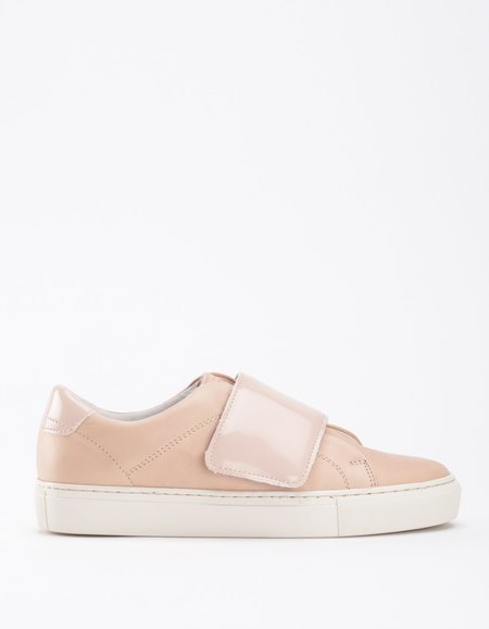 Garment Project Classic Velcro Sneaker - Nude