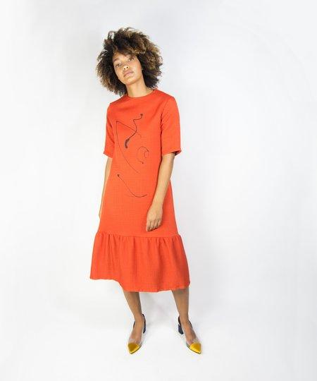Delfina Balda Untitled 27 Dress