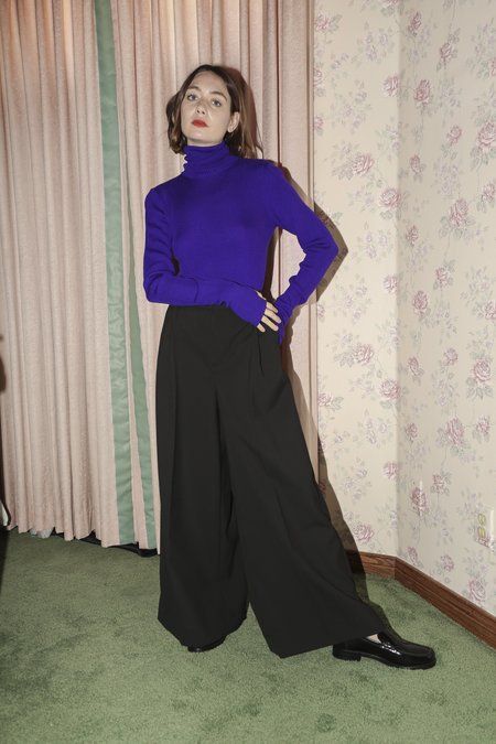 Rodebjer Hilla Pant in Black