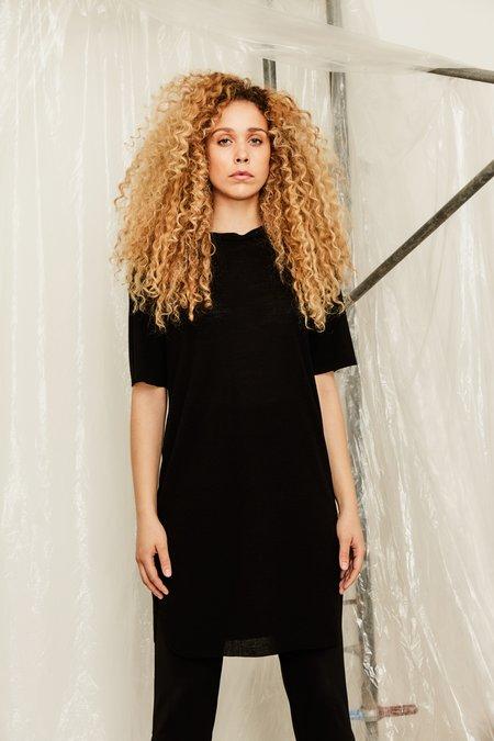 Devlyn Van Loon T Dress - Virgin Wool