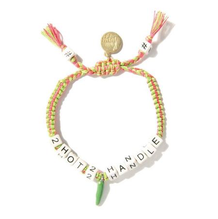 Venessa Arizaga 2 Hot 2 Handle Bracelet
