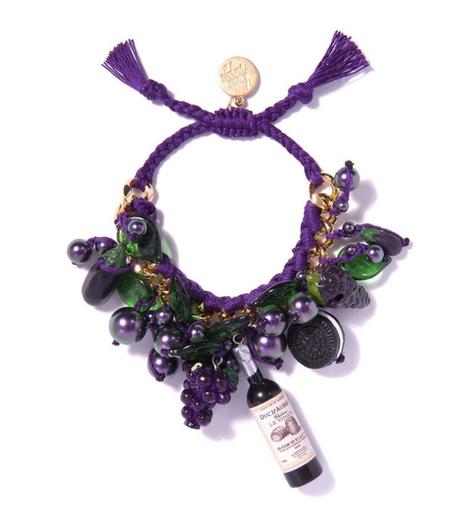 Venessa Arizaga Wine O'Clock Bracelet