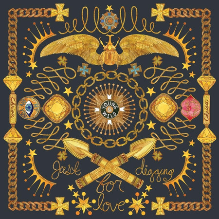 Chrisu MATERIALISTIC LOVE SCARF