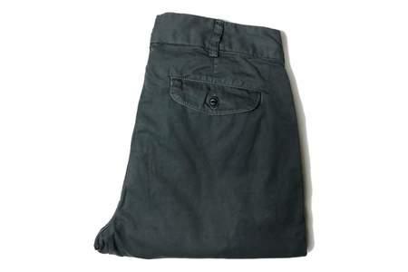 Men's Save Khaki Light Twill Trouser - Metal