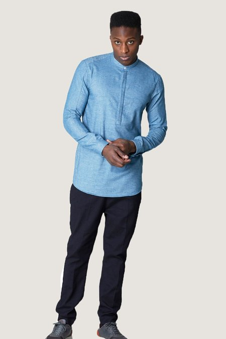 Journal Drain Soft Shirt - Alhambra