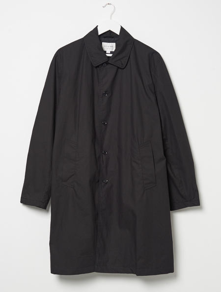 Still By Hand Stand Collar Coat