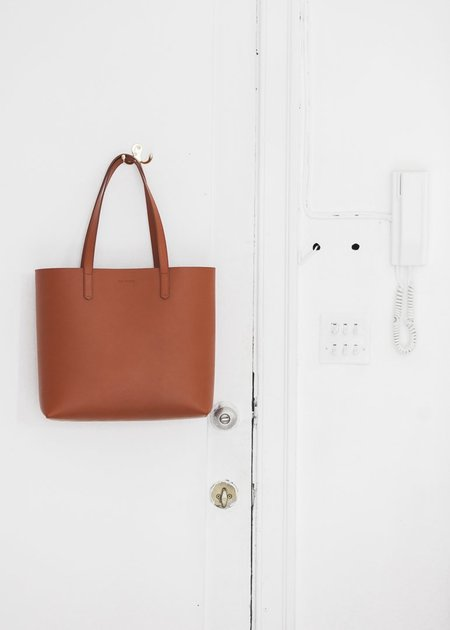 The Stowe Katie Tote in Paprika