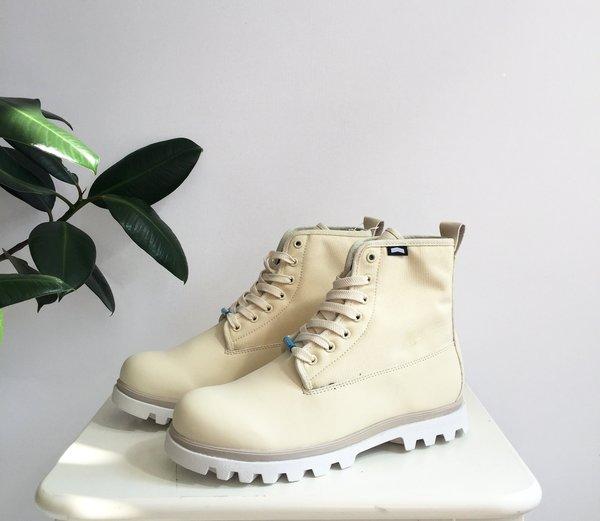 Native Shoes JOHNNY TREKLINE - BLANC/BLANC