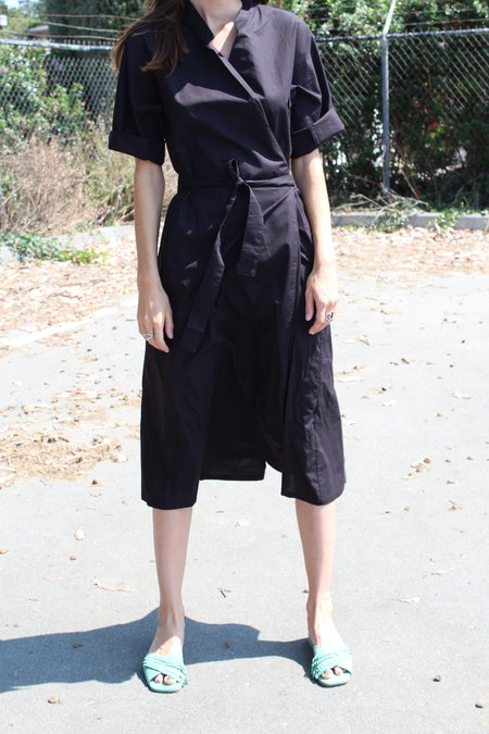 Kowtow Now or Never Dress - Black