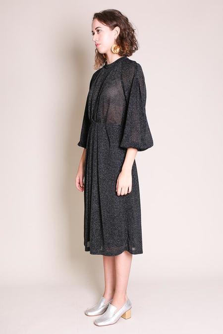 Rachel Comey Bartram Dress in Daybreak Black