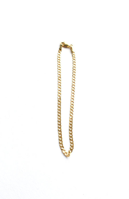Estate by Bodega Thirteen 022 Cuban Link Bracelet
