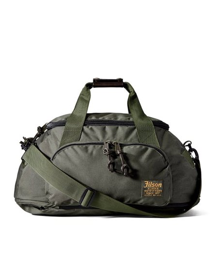 Filson Duffle Backpack in Otter Green