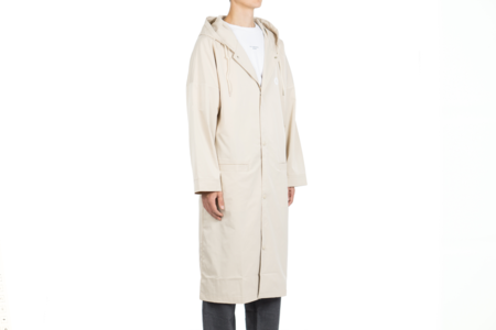 Drôle de Monsieur NFPM Long Raincoat - Beige