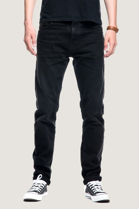 Nudie Jeans Fearless Freddie - Black Keeper