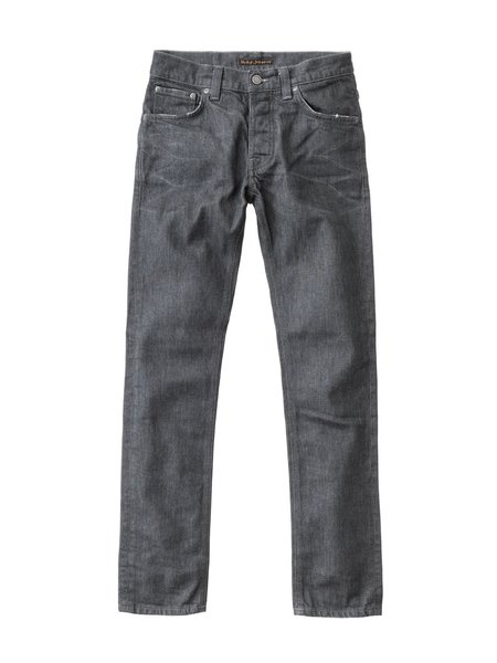 Nudie Jeans Grim Tim - Crinkle Grey