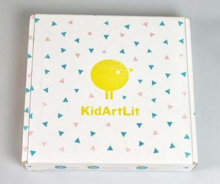 Kid's KidArtLit 1 Month Gift Subscription