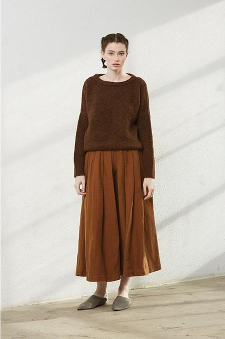 Atelier Delphine Lark Sweater - Brown