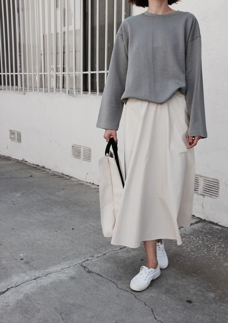 Verso Off-White Project Skirt