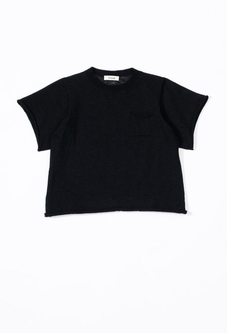 Samuji HARUE Sweater - Black
