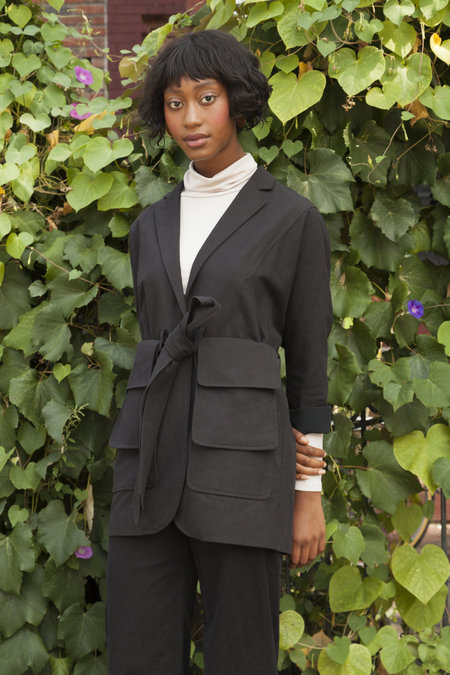 House Dress Marketta Caryall Blazer - Black