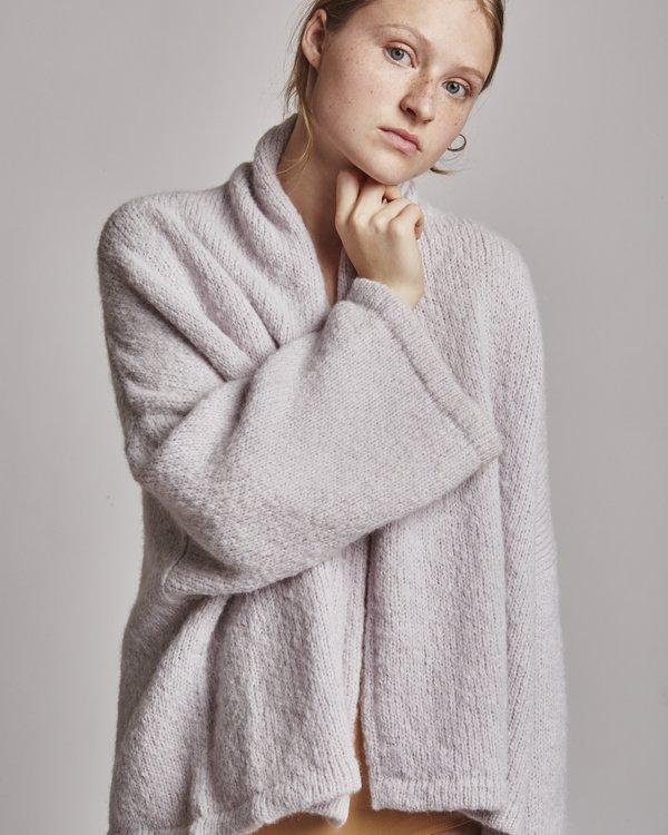 Atelier Delphine Kimono Cardigan in Grey