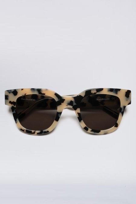Sun Buddies Acetate Liv Sunglasses - Blonde Tortoise
