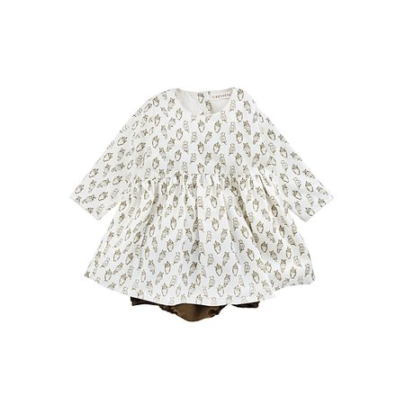 Kid's Ketiketa Athena Baby Dress & Bloomer