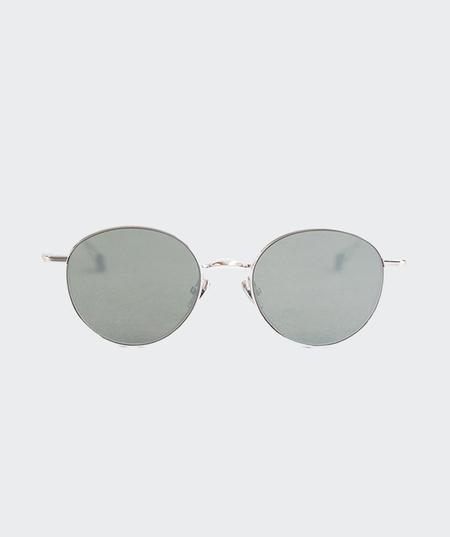 Ahlem Eyewear Madeleine Sunglasses - White Gold