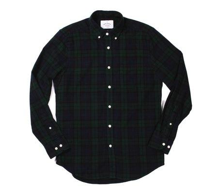 Portuguese Flannel Bonfim Flannel Shirt