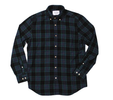 Portuguese Flannel Oliveira Flannel Shirt