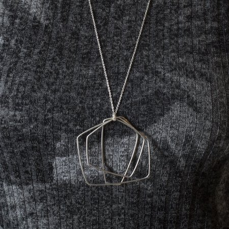 Gabrielle Desmarais 'Triple Element Necklace'