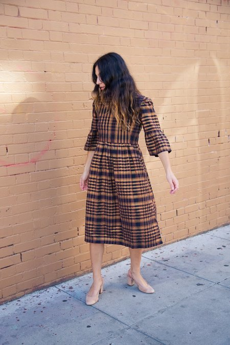 Ace & Jig Janis Dress In St. Honore