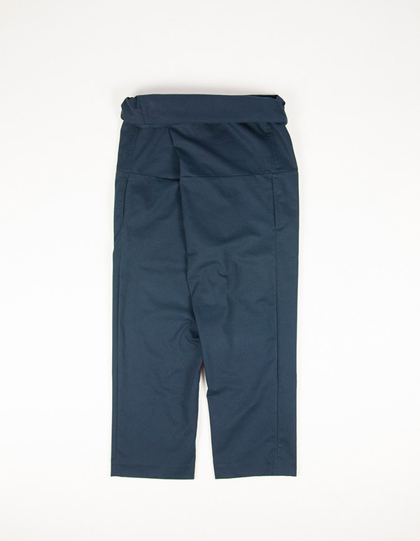 Cosmic Wonder Twill Wrapped Pants