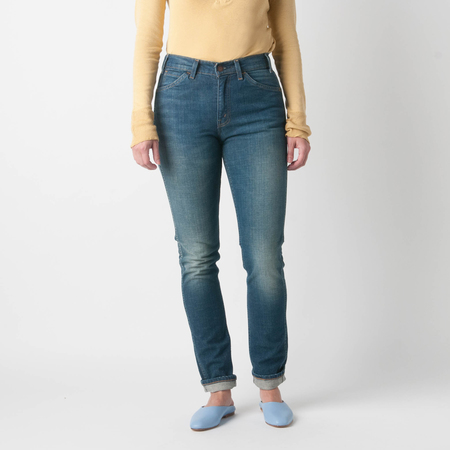 LEVI'S VINTAGE CLOTHING 1969 606 Customized Jean in Cascades