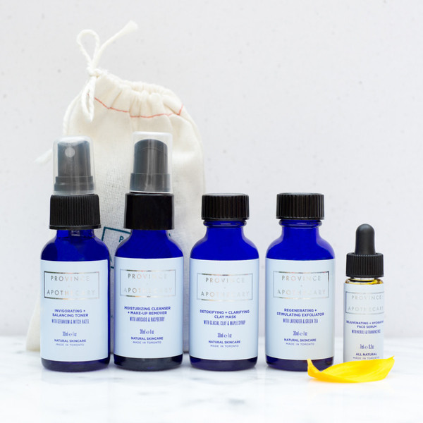 Province Apothecary Complete Daily Essentials Kit