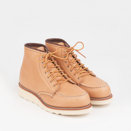 RED WING 6 Inch Moc in Beige 3374