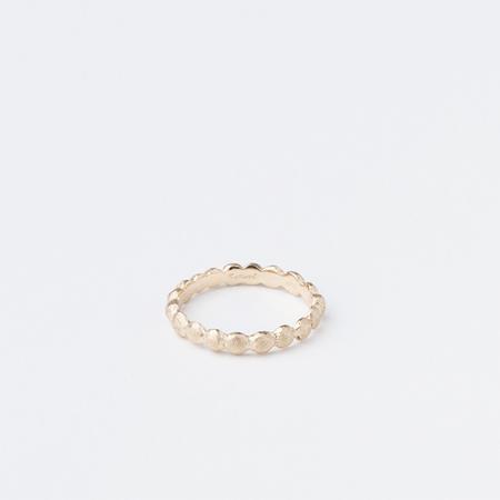 SATOMI KAWAKITA 18K Yellow Gold Jupiter Ring