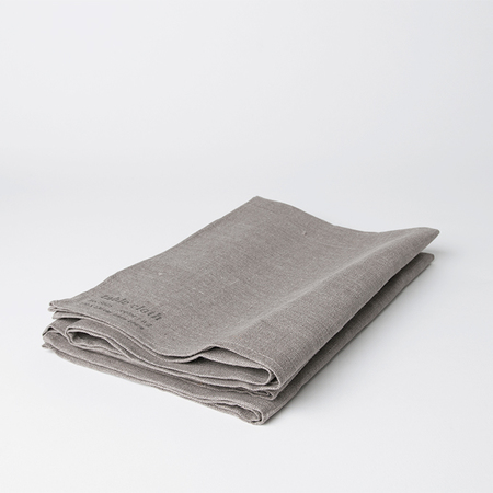 FOG LINEN WORK Linen Table Cloth in Natural