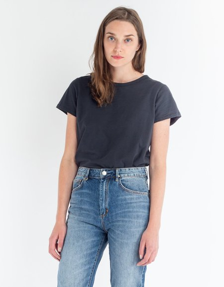 YMC Day Tee in Black