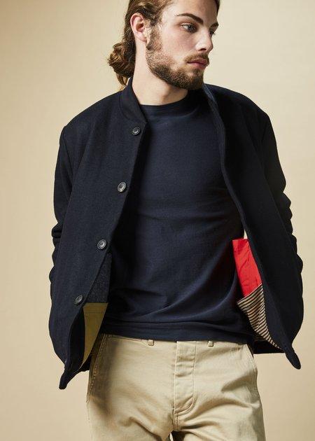 Homecore Reversible Wool Bomber