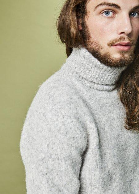 Homecore Alpaca Turtleneck Sweater