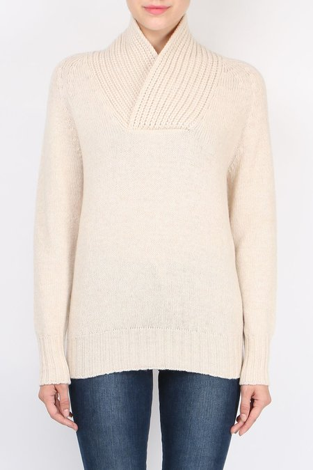 Ma'ry'ya Neck Detail Sweater