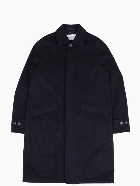 Our Legacy Classic Carcoat HP - Navy Cash Wool