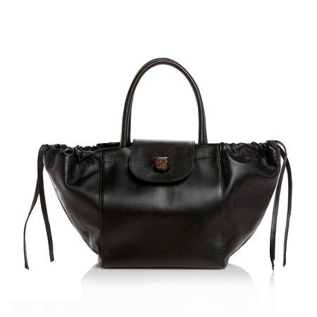 Marie Turnor Accessories The Small Nouveau Basket - Black