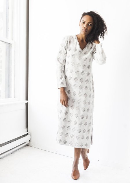 Ace & Jig Toni Dress in Feather