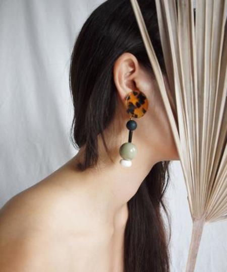 St, Cat Natural Rhythm Earrings