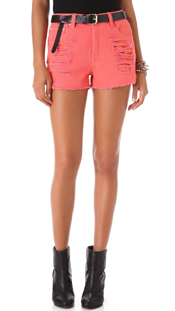 Slasher Flick Sherbert Shorts
